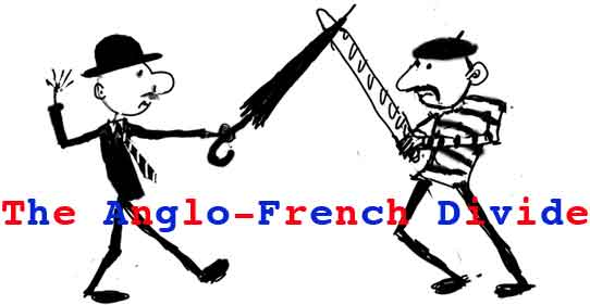 anglofrench d233finition what is